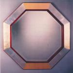 "M609 Octagon Mirror 48"" Wide x 48"" High Available in Custom Sizes & Finishes <A  HREF=""http://www.imambience.com/M609_Octagon-Mirror.pdf""><b>Click here</b> </A>to view and download tearsheet."